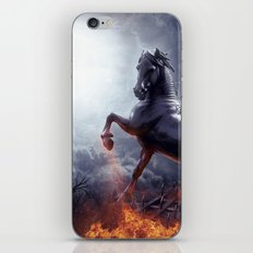ISN'T DAWN SO SOON! iPhone Skin