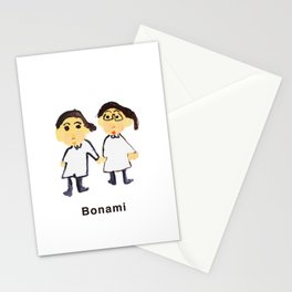 Bon ami !! Stationery Cards