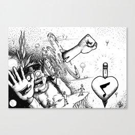 Idought Vol. 1 - 03 Canvas Print