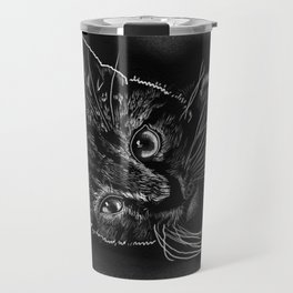 Pip the cat Travel Mug