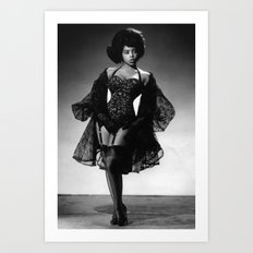 Iconic Images: Miss Topsy Art Print