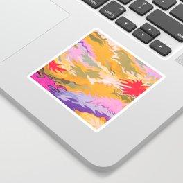 Desert Camo Sticker