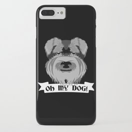 Oh My Dog iPhone Case