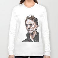 depeche mode Long Sleeve T-shirts featuring Mode by Meredith Mackworth-Praed