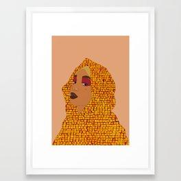 Nimmie Framed Art Print