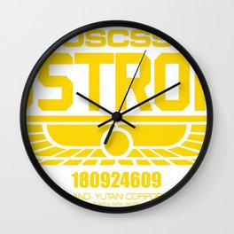 USCSS Nostromo Wall Clock