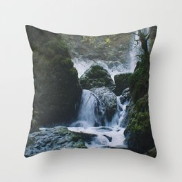By Elowah Throw Pillow