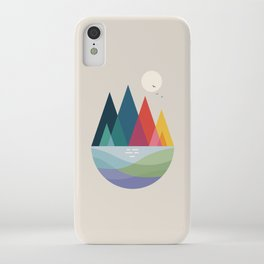 Somewhere iPhone Case