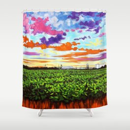River Road Extended Shower Curtain