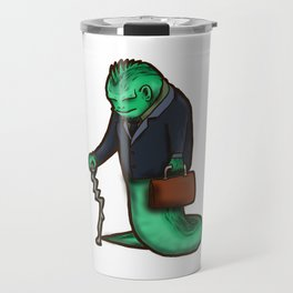 villains get old too Travel Mug