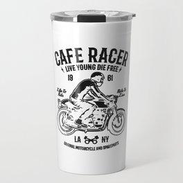 cafe racer Travel Mug