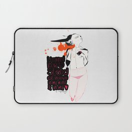 Stand - Emilie Record Laptop Sleeve