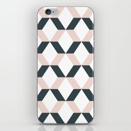 Simple Diagonals iPhone Skin