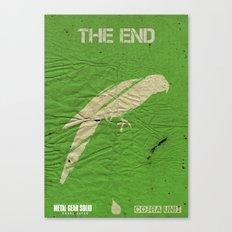 The Cobra Unit - The End Canvas Print