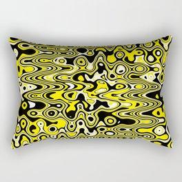 TEAM COLORS CRAZY Rectangular Pillow