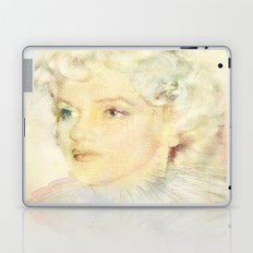 Portrait of an icon Laptop & iPad Skin