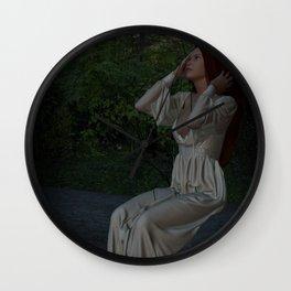 Ophelia 3 Wall Clock