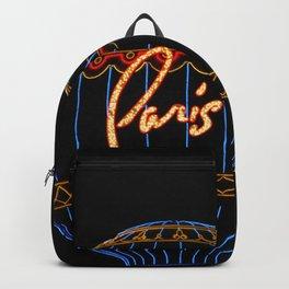 Paris in Las Vega Backpack