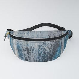 weathered wood Fanny Pack