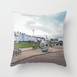 Dun Laoghaire Throw Pillow