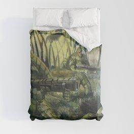 Jungle Patrol Comforters