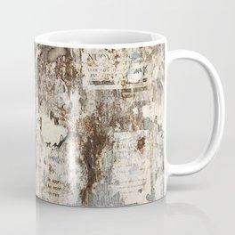 Texture from Italy Coffee Mug