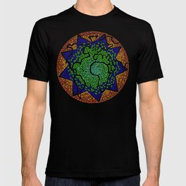 """The earth is but one country"" T-shirt"