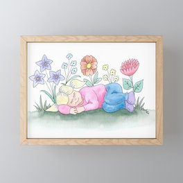 For Alydia Framed Mini Art Print