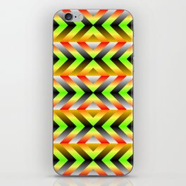 Electric iPhone Skin
