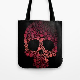 Pirate of flowers couette colors urban fashion culture Jacob's 1968 Agency Paris Tote Bag