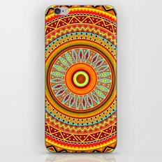 Mandala Aztec Pattern 5 iPhone & iPod Skin