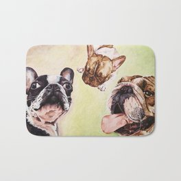 Bullie for You Bath Mat