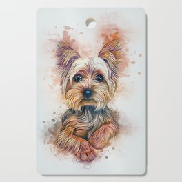 Yorkshire Terrier Cutting Board