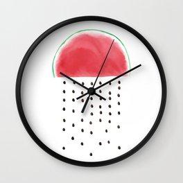 Meloncholy Wall Clock
