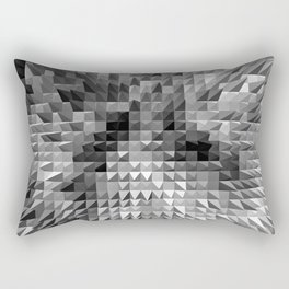 3d Rectangular Pillow