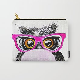 Chewing gum owl Carry-All Pouch