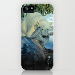 Unmistakably Invincible iPhone Case