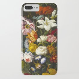 Victorian Bouquet by Severin Roesen iPhone Case