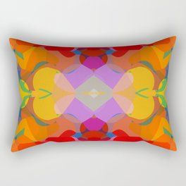 """""""Graphic"""" Rectangular Pillow"""