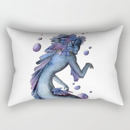 Mermaid 12 Rectangular Pillow
