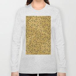 Midcentury Sputnik Long Sleeve T-shirt