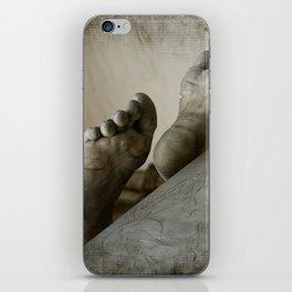 StoneFeet iPhone Skin