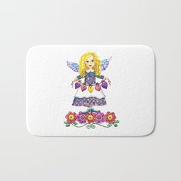 Angel Love Bath Mat