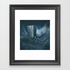 SLAB RESURRECTION (07.28.15) Framed Art Print