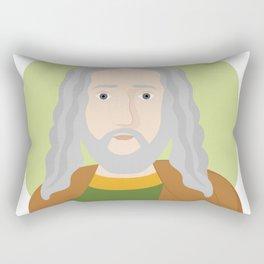St Bartholomew Day Of Massacre Rectangular Pillow