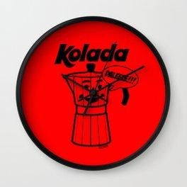 KOLADA - KOOL-AID PARODY Wall Clock