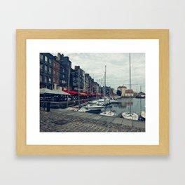 honfleur Framed Art Print