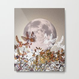 Super Moon v.1 - Autumnal - Nov 14th 2016 #buyart Metal Print