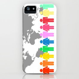 Be Engaged in Sharing the Gospel of Christ iPhone Case