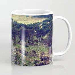 Far down lake Coffee Mug